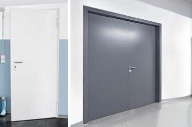 Метални и пожарозащитни врати