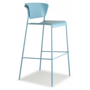Lisa Technopolymer Barstool