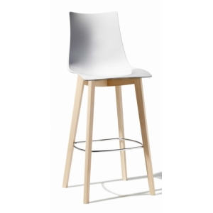Natural Zebra Barstool 68/78