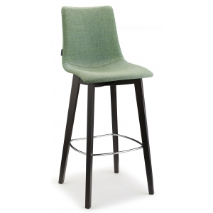 Natural Zebra Pop Barstool