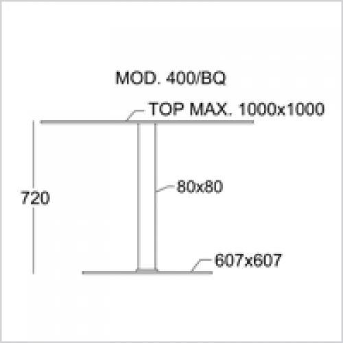 400BQ INOX