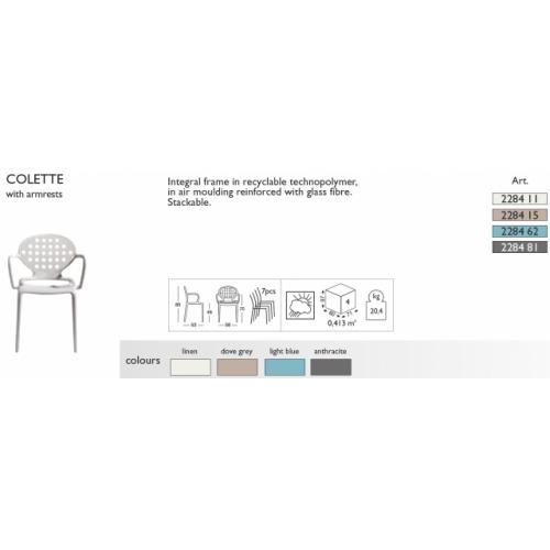 Colette - подлакътник