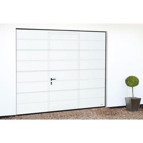 Секционни врати с термо-панел 20 мм