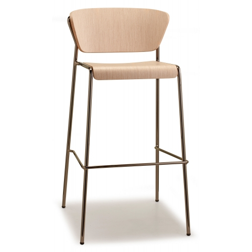 Lisa Wood Barstool