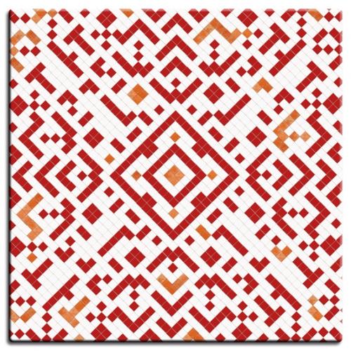 Mosaic Rouge