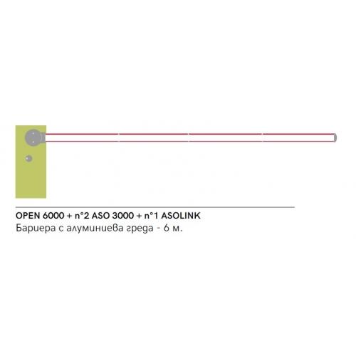 Open 6000 Kit