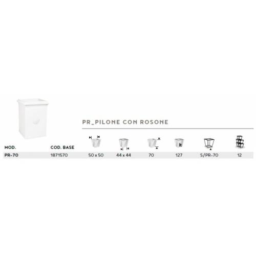Pilone Con Rosone