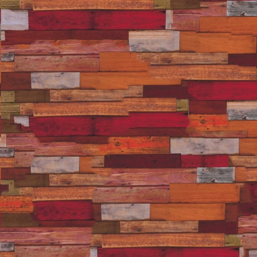 Plank Red Wood Collection