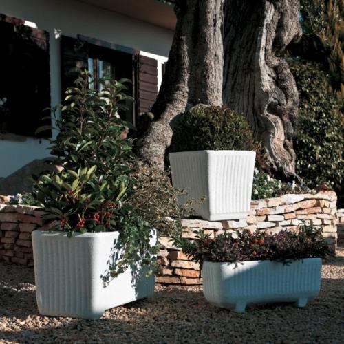 Planter Maxi Granito Millerighe