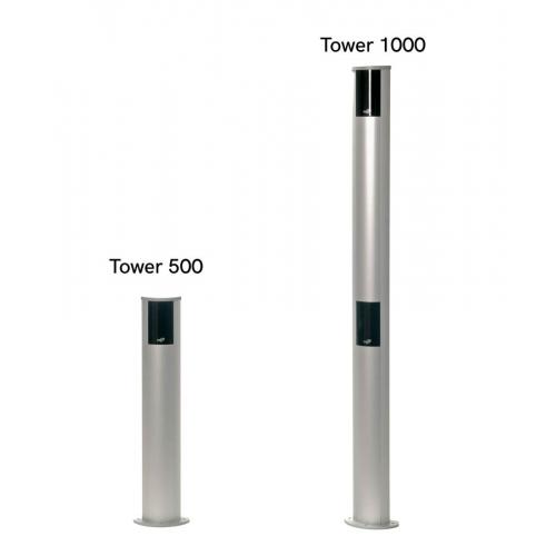 Tower 500 - основа за фотоклетки