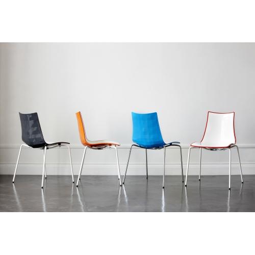 Zebra Bicolore Chair